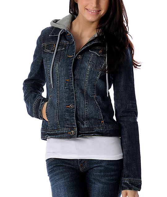 Empyre Resolve Jean Jacket