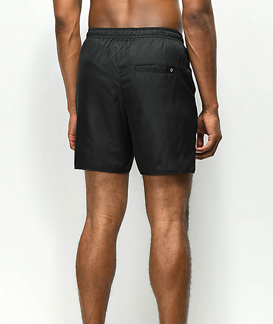 Empyre Run This Black Athletic Shorts