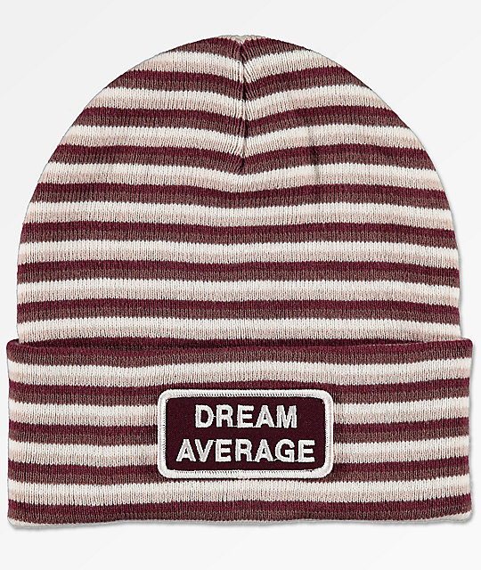 ea48b661034 Empyre Ryan Dream Average Stripe Beanie