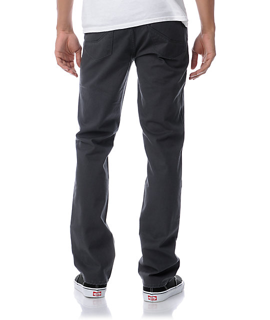 Empyre Skeletor Heavy Twill Charcoal Pants