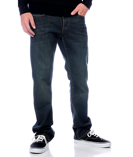 Empyre Skeletor Resin Dirty Skinny Jeans