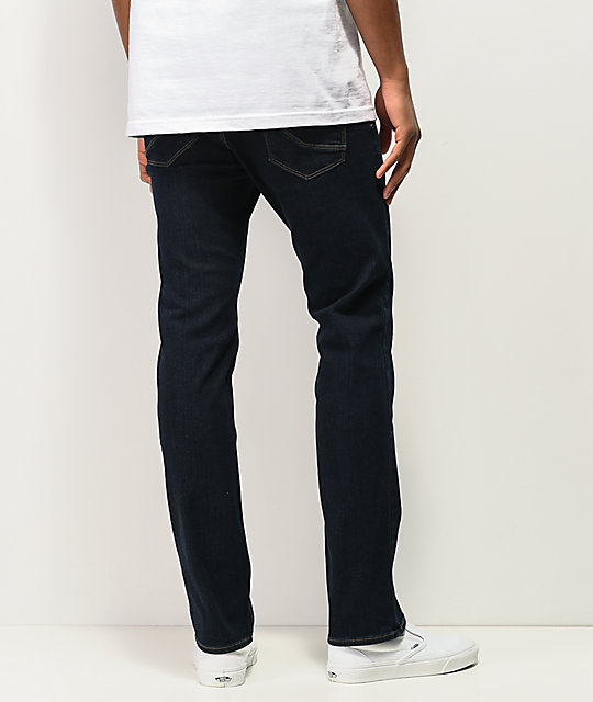 Empyre Skeletor Rinse EXT Stretch Skinny Jeans