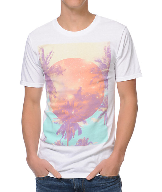 Empyre Skys The Limit White T-Shirt
