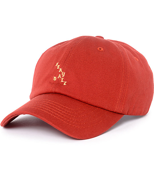 Empyre Slay All Day gorra color naranja