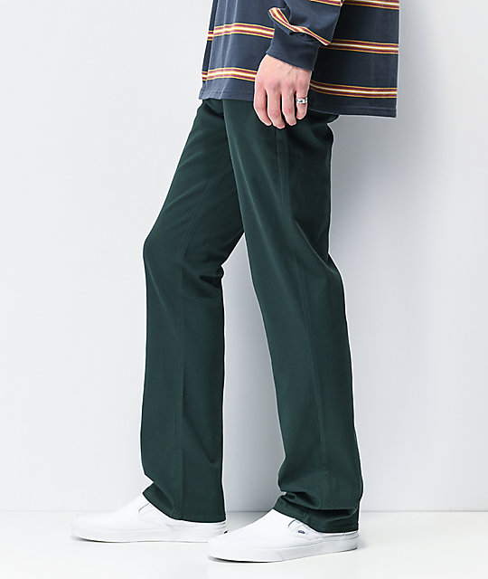 Empyre Sledgehammer Green Chino Pants