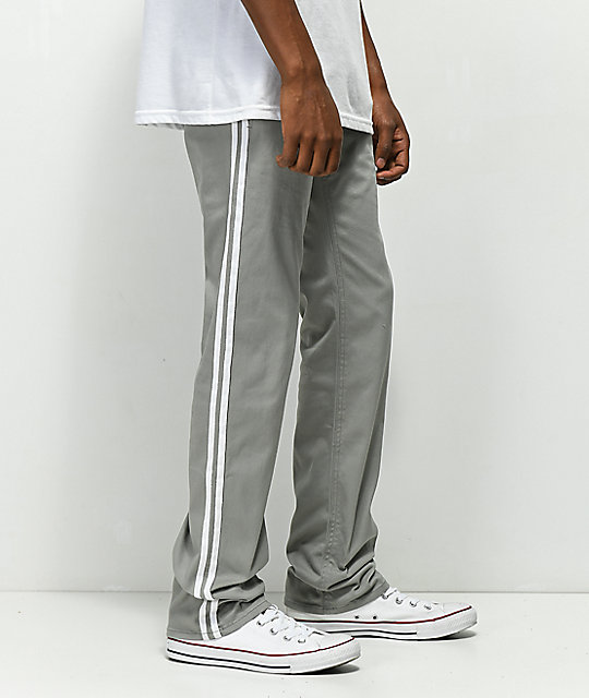 Empyre Sledgehammer Stripe Charcoal Pants