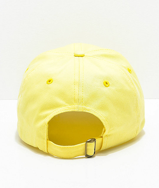 0030032e4 Empyre Solstice Eh Yellow Dad Hat