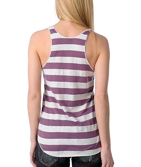 Empyre Splinter Grape Jam Tank Top