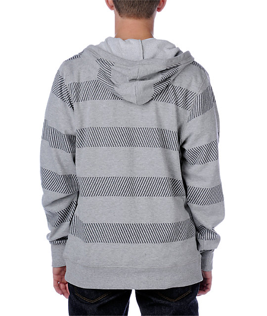 Empyre Spodee Odee Charcoal Hoodie