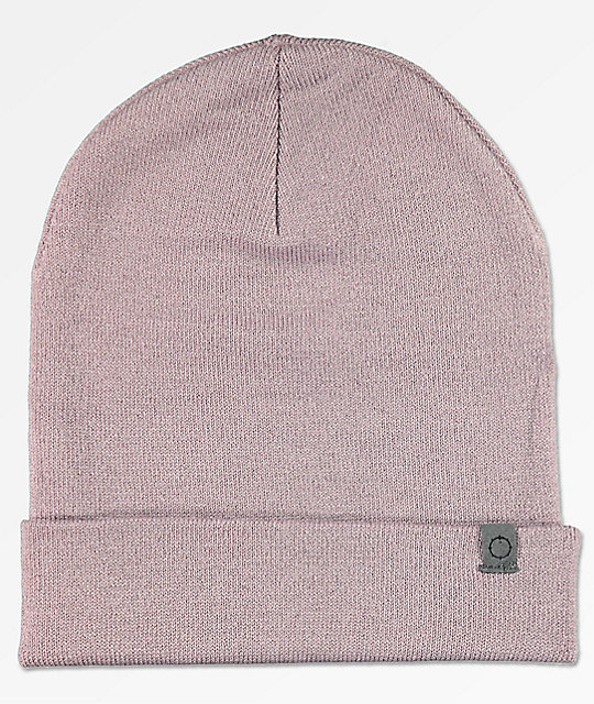 Empyre Sterling Mauve Beanie