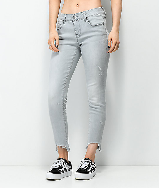 Tessa Ankle Jeans granite Empyre OjAPazv6re