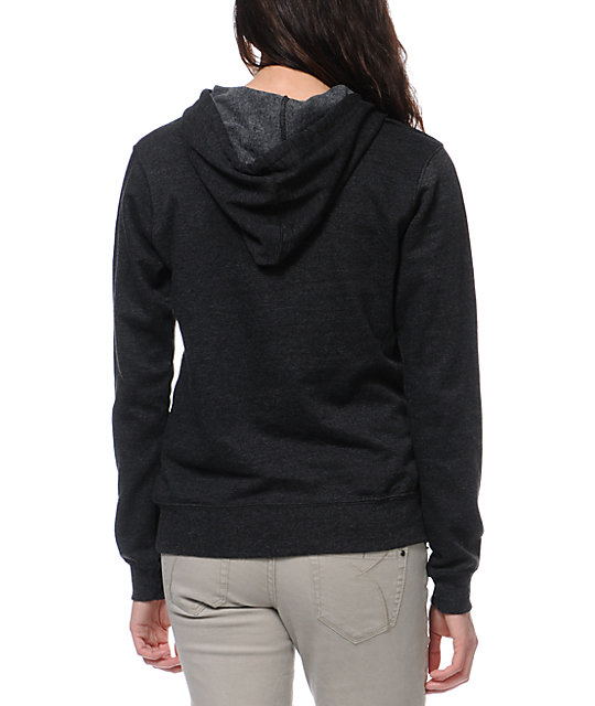 Empyre Totem Heather Charcoal Pullover Hoodie