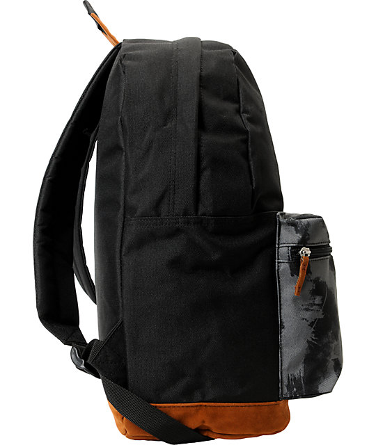 Empyre Undercover Black Backpack