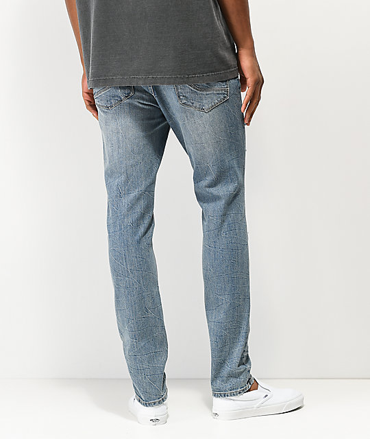 Empyre Verge Relay Tapered Skinny Jeans