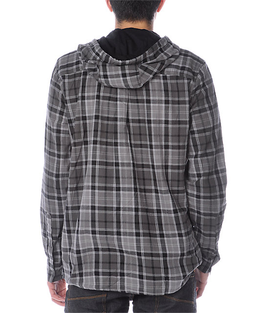 Empyre Vessel Grey Flannel Shirt