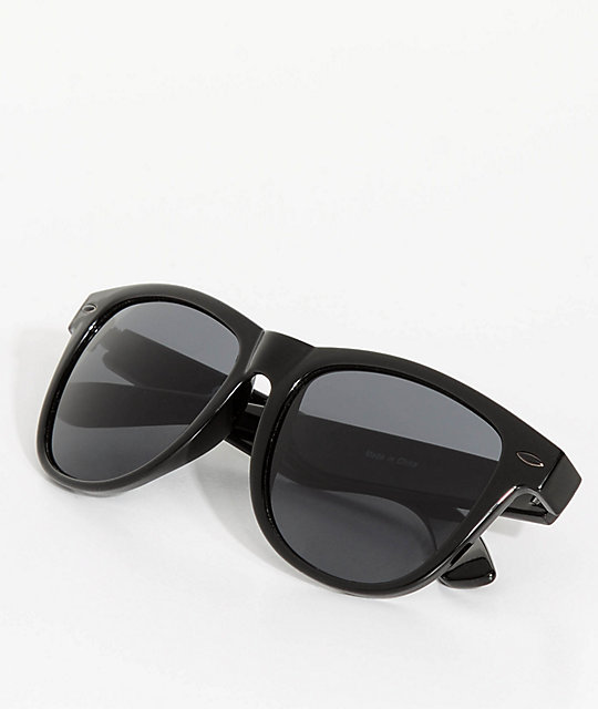 Empyre Vice Fallen Rose Black Sunglasses