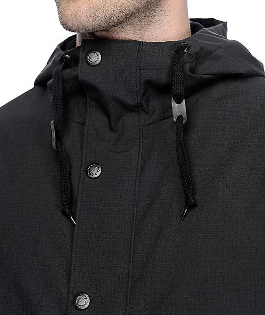5721da0a684 ... Empyre Yard Sale 10K Black Snowboard Jacket ...