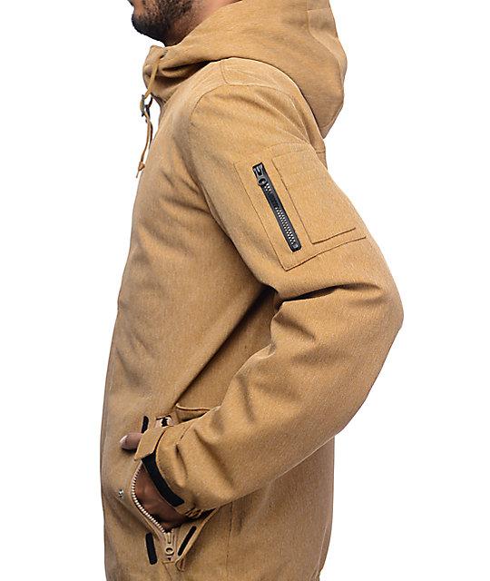 bb77173cfb0 ... Empyre Yard Sale 10K Khaki Snowboard Jacket ...
