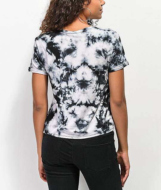 Empyre Yohanna Over You Rose Tie Dye T-Shirt