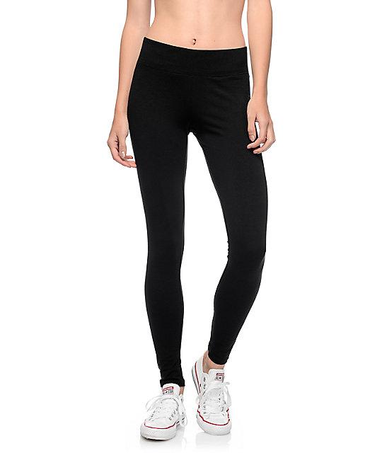 Nueva York oficial donde puedo comprar Empyre Zada leggings negros | Zumiez