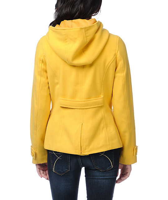 Empyre Zenith Daffodil Toggle Peacoat