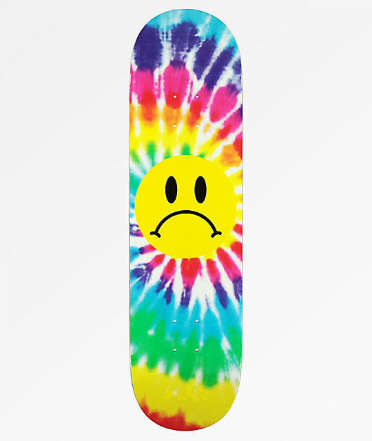 "Enjoi Frowny Face 8.375"" tabla de skate"