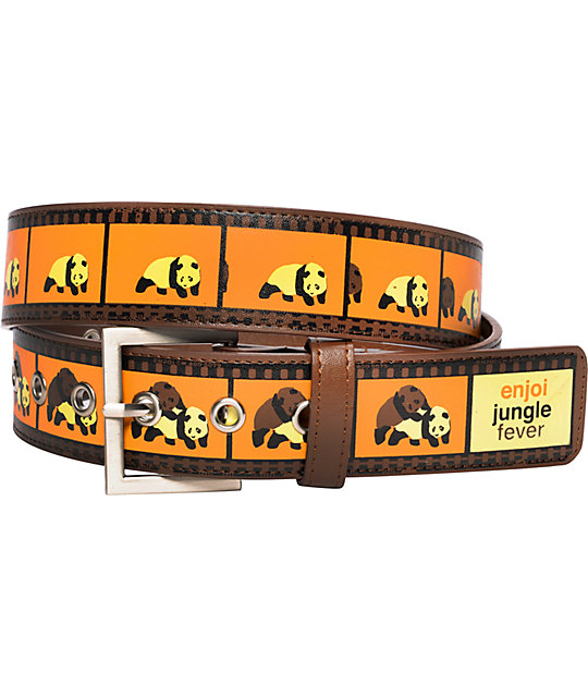 Enjoi Jungle Fever Brown Belt