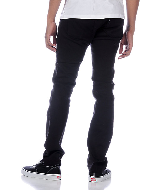 Enjoi Mano Spectrum Black Jeans