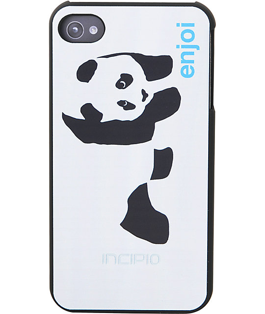Enjoi Panda White iPhone 4 Case