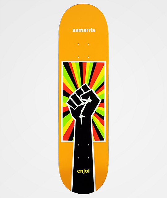 "Enjoi Samarria Uprise 8.25"" tabla de skate"