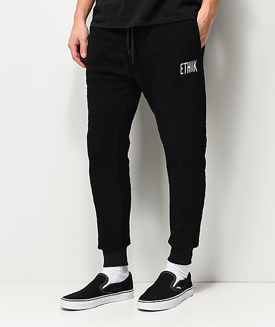 Ethik Sherpa Tech Jogger Pants