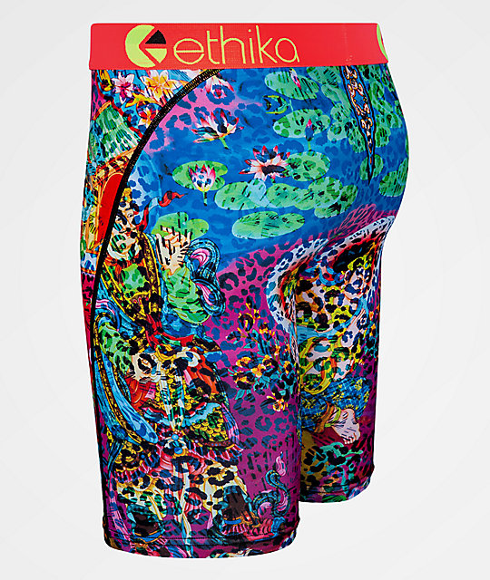Ethika Crazy Highlife calzoncillos boxer