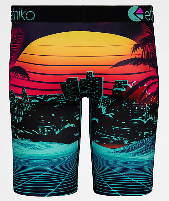 Ethika Issues City Space calzoncillos bóxer