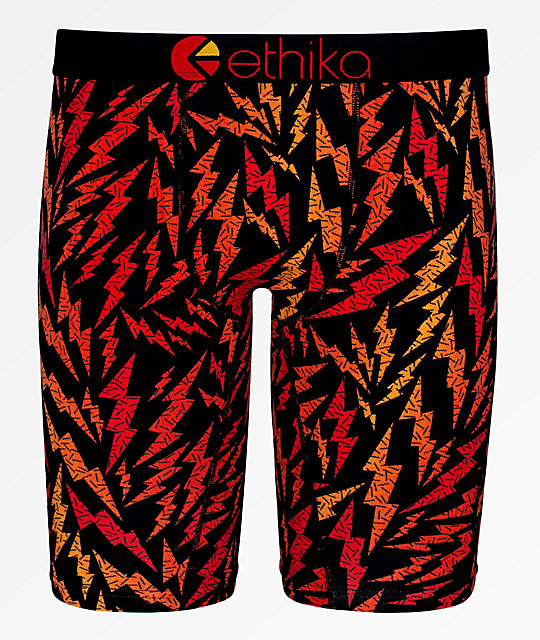 Ethika Ride The Lightning calzoncillos boxer