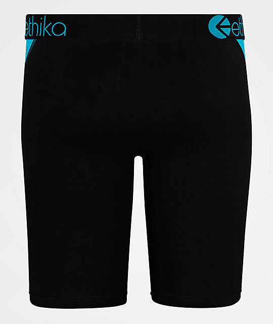 Ethika Stealth Blue Boxer Briefs