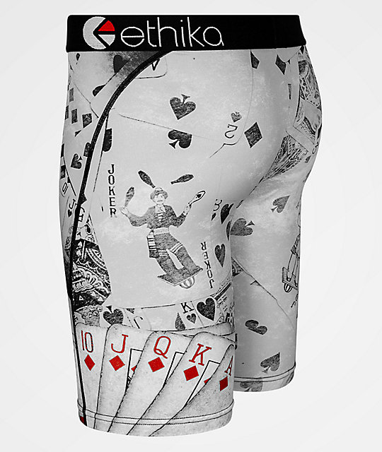 Ethika Strong Hand Boxer Briefs