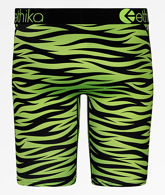Ethika War Plane Tiger Boxer Briefs