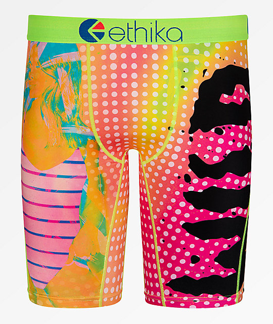 Ethika Wildn Out calzoncillos bóxer