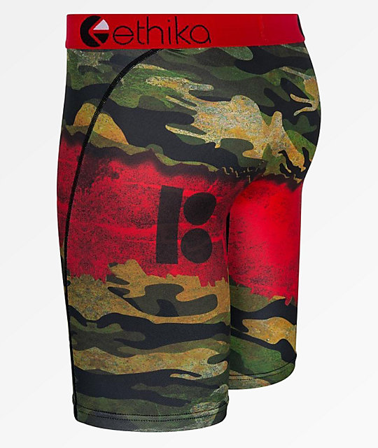 Ethika x Plan B Rip It Camo Boxer Briefs