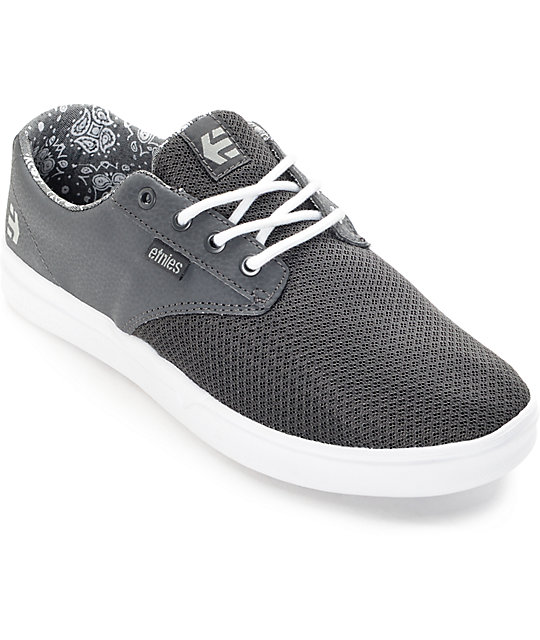 Etnies Jameson SC Dark Grey Shoes
