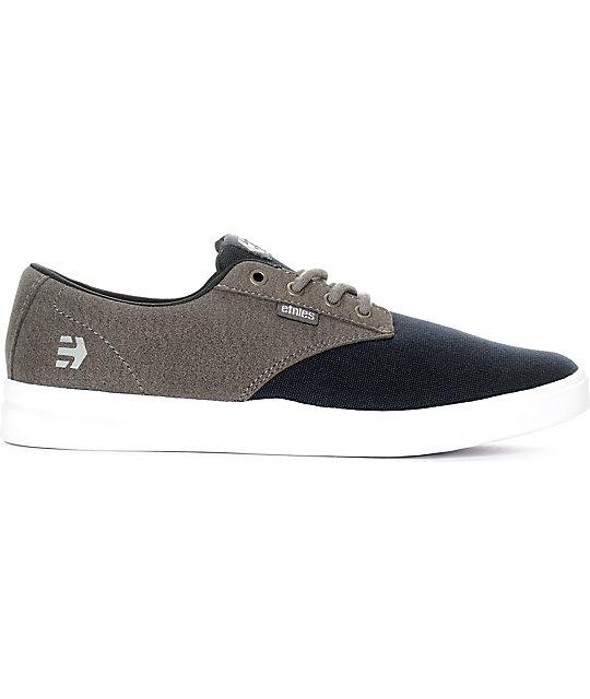 Zapatos azul marino Etnies Jameson infantiles gCS7dR