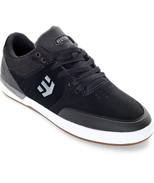 Etnies Marana XT Black White  Gum Skate Shoes