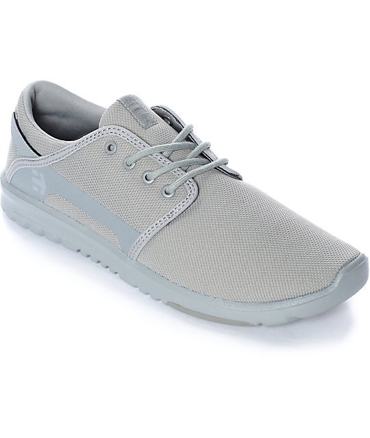 Etnies Scout XT Mono Grey Shoes ...