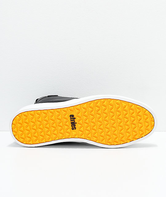 Etnies x ThirtyTwo Jameson HTW Jeremy Jones zapatos en negro, gris y blanco