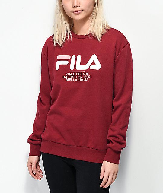 Fila Italia Sweatshirts BritishTown Yabancı Dil Kursu