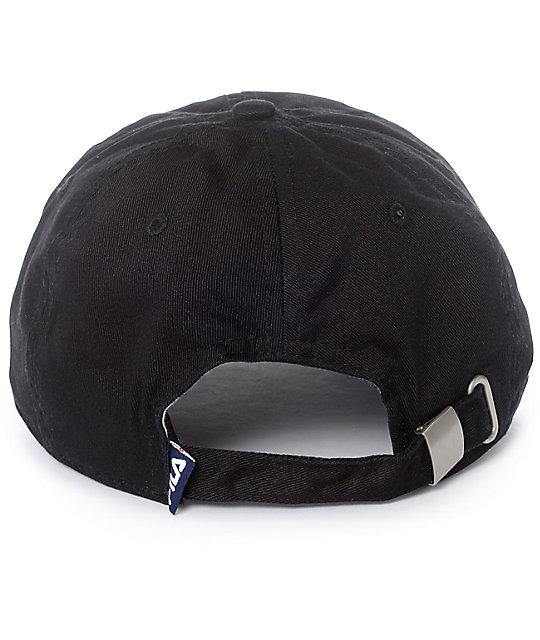 FILA Black Baseball Hat  FILA Black Baseball Hat ... 96d4ab47141