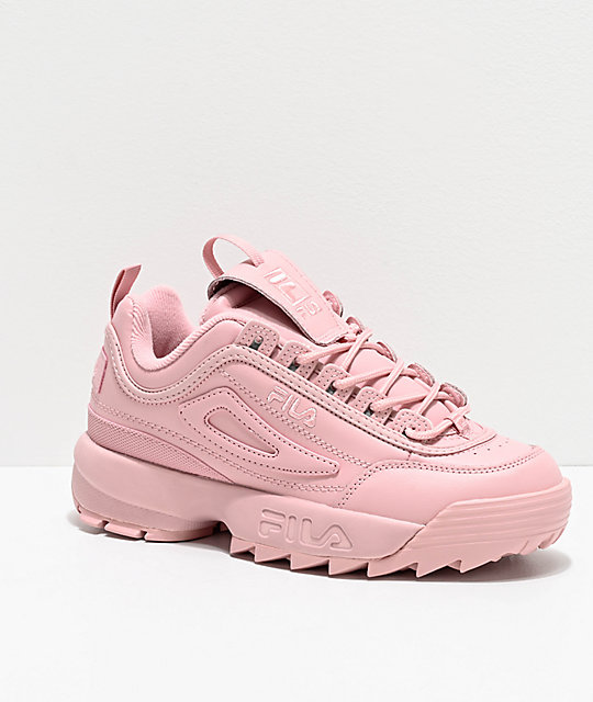FILA Disruptor II Autumn Pink Shoes