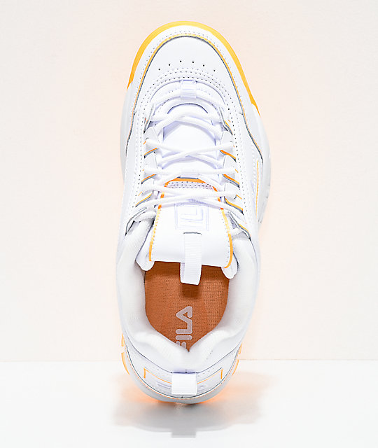 FILA Disruptor II Ice Orange Shoes