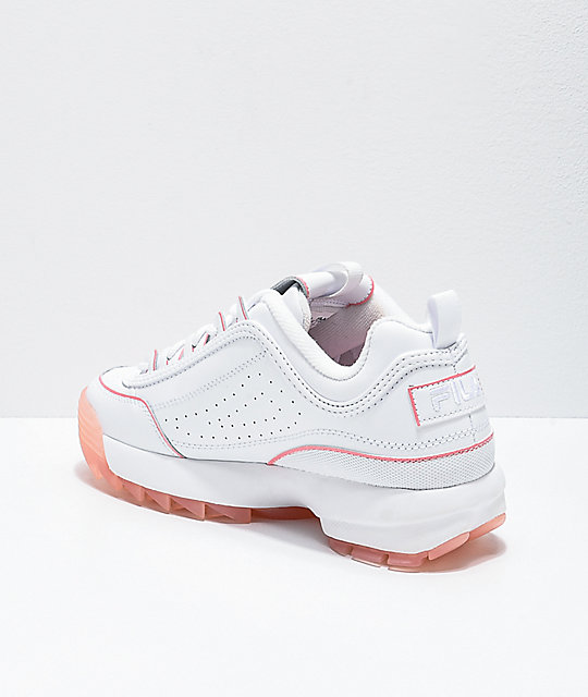 FILA Disruptor II Ice Pink Shoes