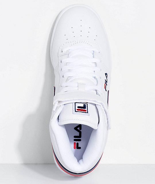 a693e7e19191 ... FILA F-13 White Shoes ...